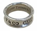 TIFFANY & Co.(ティファニー)の古着「1837ナローリング」