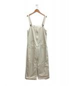 ()の古着「サロペットオーバーオール」|グレー