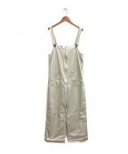 SCHOTT BROS.(ショットブロス)の古着「サロペットオーバーオール」|グレー