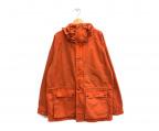 SIERRA DESIGNS(シエラデザインズ)の古着「60/40マウンテンパーカー」 オレンジ