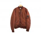 ()の古着「MA-1ジャケット」 ボルドー