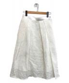 ()の古着「Austyn Sk」 ホワイト