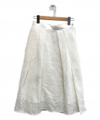AKIRA NAKA(アキラナカ)の古着「Austyn Sk」|ホワイト
