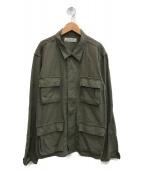 ()の古着「M65ジャケット」 カーキ