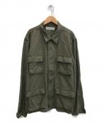 REMI RELIEF(レミレリーフ)の古着「M65ジャケット」|カーキ