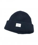 WTAPS(ダブルタップス)の古着「ニット帽」 ブラック