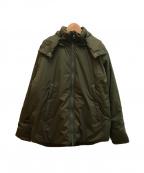 JOHNBULL(ジョンブル)の古着「超撥水PRIMALOFTジャケット」 カーキ