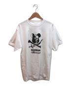 NEIGHBORHOOD(ネイバーフッド)の古着「プリントTシャツ」|ホワイト
