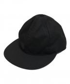 COOPERSTOWN BALL CAP(クーパーズタウンボールキャップ)の古着「キャップ」|ブラック