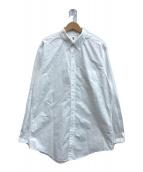 ()の古着「ボタンダウンシャツ WIDE」 ホワイト