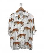 WACKO MARIA(ワコマリア)の古着「21SSアロハシャツ」|ホワイト