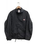 ()の古着「スタンドカラージャケット」 グレー