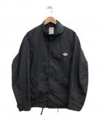 DANTON(ダントン)の古着「スタンドカラージャケット」|グレー