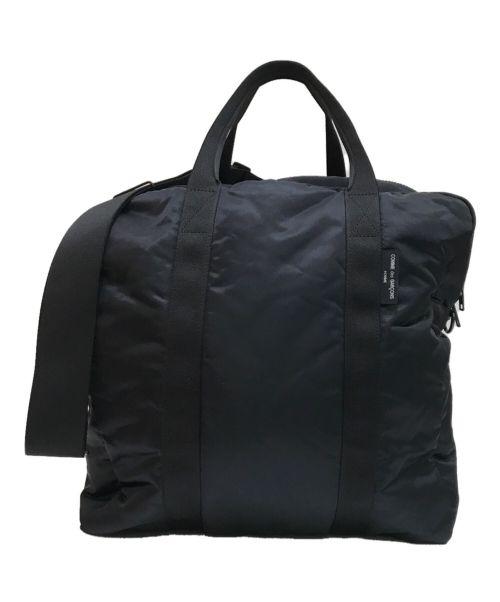 COMME des GARCONS HOMME(コムデギャルソン オム)COMME des GARCONS HOMME (コムデギャルソン オム) ナイロンツイル ボストンバッグ ブラックの古着・服飾アイテム
