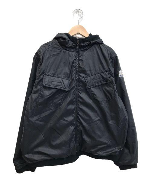 MONCLER × HUSKY(モンクレール × ハスキー)MONCLER × HUSKY (モンクレール × ハスキー) リバーシブルジャケット ブラック サイズ:Mの古着・服飾アイテム