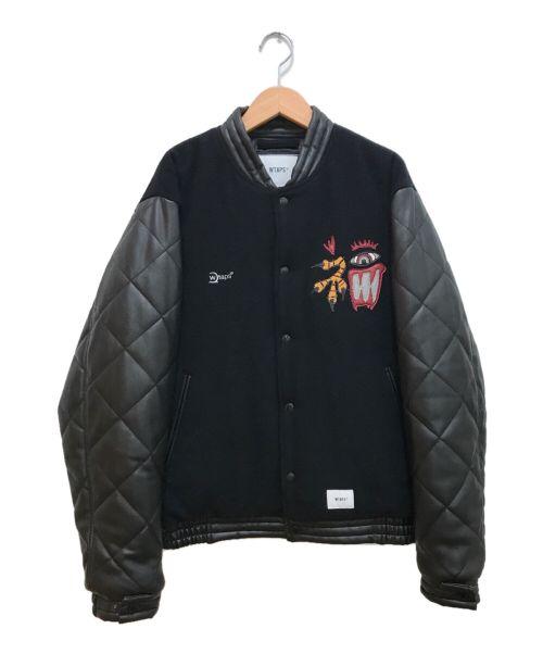 WTAPS(ダブルタップス)WTAPS (ダブルタップス) 20aw CANAL WONY MOSSER JACKET ブラック サイズ:2の古着・服飾アイテム