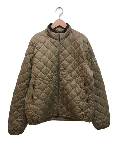 Barbour(バブアー)Barbour (バブアー) キルティングジャケット ベージュ サイズ:Mの古着・服飾アイテム