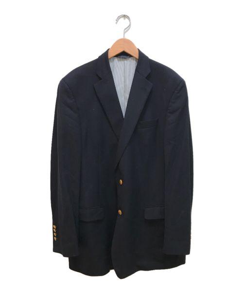BROOKS BROTHERS(ブルックスブラザーズ)BROOKS BROTHERS (ブルックスブラザーズ) 金釦2Bジャケット ネイビー サイズ:43Rの古着・服飾アイテム