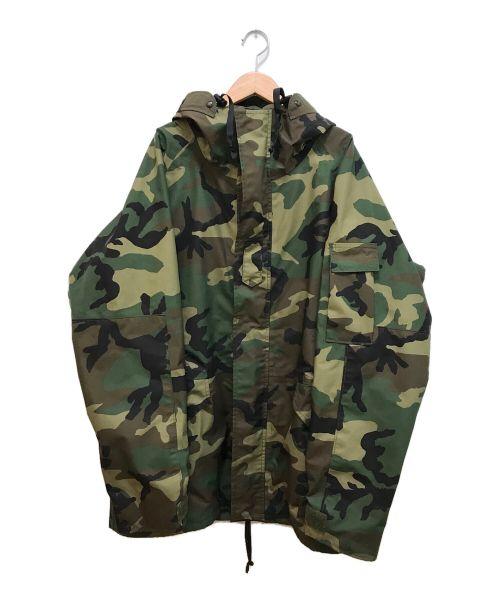US ARMY(ユーエスアーミー)US ARMY (ユーエスアーミー) ゴアテックスミリタリージャケット カーキ サイズ:Lの古着・服飾アイテム