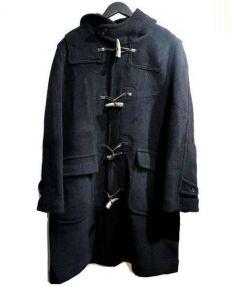 A.P.C(アーペーセー)の古着「ダッフルコート」|ブラック