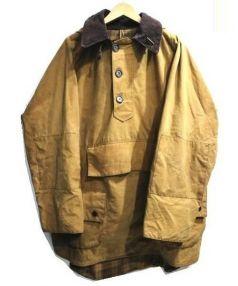 Barbour(バブアー)の古着「LONGSHOREMAN」|ブラウン