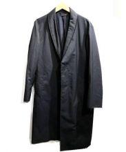 monkey time(モンキータイム)の古着「ショールガウンコート」|ブラック