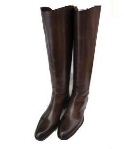 SARTORE(サルトル)の古着「バックベルトロングブーツ」|367 TORBA