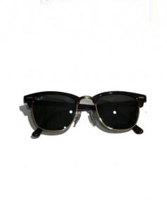 RAY-BAN(レイバン)の古着「クラブマスター」|ブラウン×ブラック