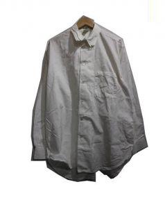 Yohji Yamamoto pour homme(ヨウジヤマモトプールオム)の古着「トリプルカラービッグシャツ」|ブラック