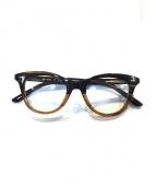 Ayame for Plage(アヤメフォープラージュ)の古着「眼鏡」|ブラウン