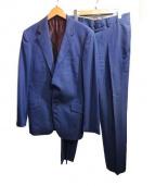 MENS BIGI(メンズビギ)の古着「スーツ」|ネイビー