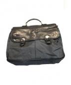 Felisi(フェリージ)の古着「ビジネスバッグ」 グレー