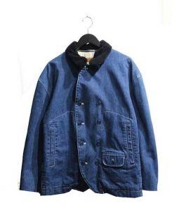 Ys bis(ワイズビス)の古着「裏ブランケットデニムジャケット」|インディゴ