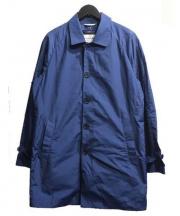 LACOSTE(ラコステ)の古着「メモリー素材3WAYコート」|ネイビー