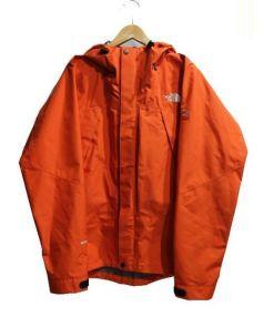 THE NORTH FACE(ザノースフェイス)の古着「オールマウンテンジャケット」|オレンジ