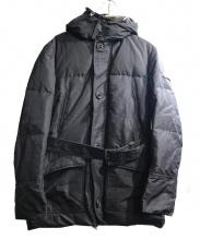 PEUTEREY(ピューテリー)の古着「ダウンコート」|ブラック