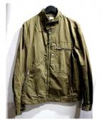 C.P COMPANY(シーピーカンパニー)の古着「綿ナイロンブルゾン」|カーキ