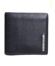 Cartier(カルティエ)の古着「2つ折り財布」|ブラック