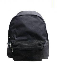 Hender Scheme(エンダースキーマ)の古着「ポーチバックパック」|ブラック