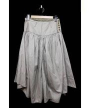 KAPITAL(キャピタル)の古着「チノワイドパンツ」|ベージュ