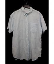 FUCKING AWESOME(ファッキングオーサム)の古着「半袖シャツ」 スカイブルー
