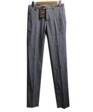 PT01(ピーティーゼロウーノ)の古着「EVO FIT パンツ」|ネイビー