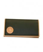 HUNTING WORLD(ハンティングワールド)の古着「長財布」|カーキ