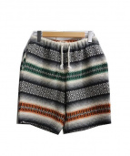 COOTIE(クーティー)の古着「Saguaro Shorts」|ブラック