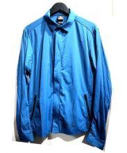 NIKE ACG(ナイキエーシージー)の古着「TECH SHIRT ZIP BLUE FORCE」|ブルー