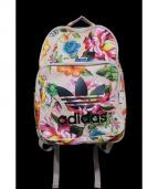 adidas originals(アディダスオリジナルズ)の古着「CLASSIC BACKPACK FLORAL LOLITA」|ピンク