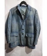 RALPH LAUREN(ラルフローレン)の古着「デニムジャケット」|インディゴ