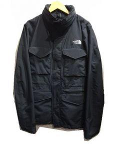 THE NORTH FACE(ザノースフェイス)の古着「パンサージャケット」|ブラック