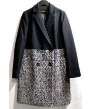 Acuta(アクータ)の古着「チェスターコート」 ブラック