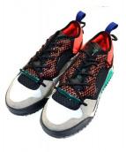 adidas×alexander wang(アディダス×アレキサンダーワン)の古着「AW REISSUE RUN」|ブラック